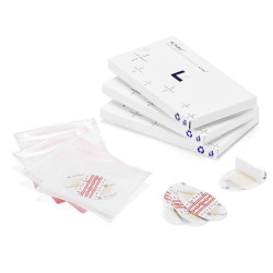 "Photo plaster HMP SCHALI® F3 ""Feminine 45+"", 8 PCs"