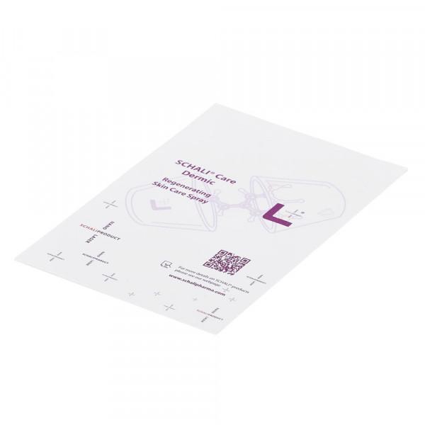 Photo instructions for Spray SCHALI® Care Dermic