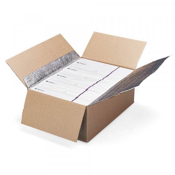 "Photo Female liquid rectal suppositories SCHALI®-FG, 80 PCs, opened cardboard box ""T"" #5"