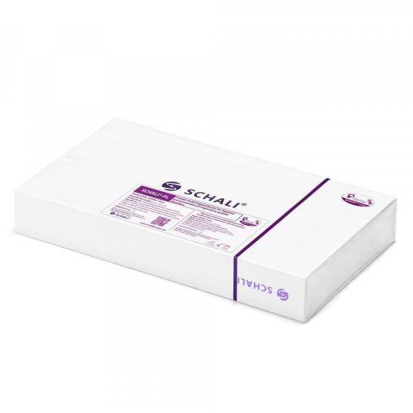 Photo Female rectal suppositories SCHALI®-FL, 20 PCs, stiker, backside Show Boxing