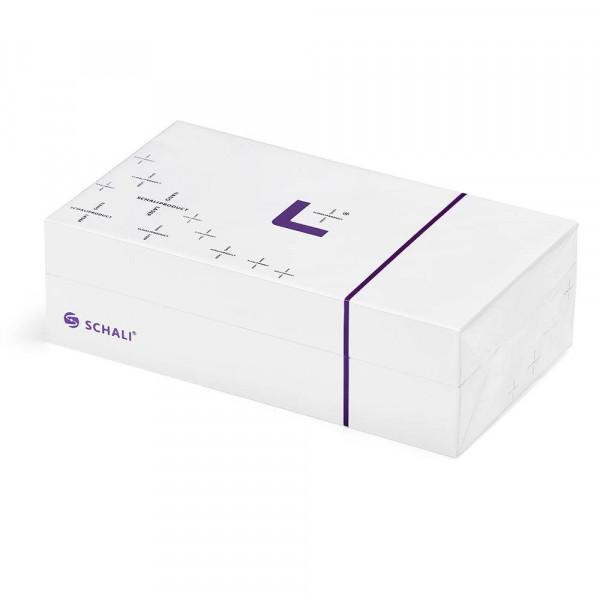 Photo Female liquid rectal suppositories SCHALI®-FM, 16 PCs, front side Show box