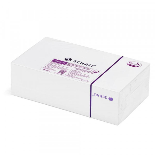 Photo Female liquid rectal suppositories SCHALI®-FH, 16 PCs, stiker, backside Show box