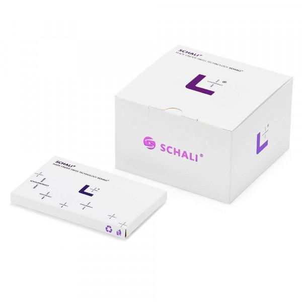 """Photo plaster HMP SCHALI® H1 """"120/80 + Heart rate"""", 80 PCs, closed"""