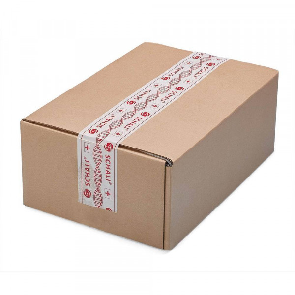 """Photo Male rectal suppositories SCHALI®-ME, 200 PCs, closed cardboard box """"T"""" #10"""