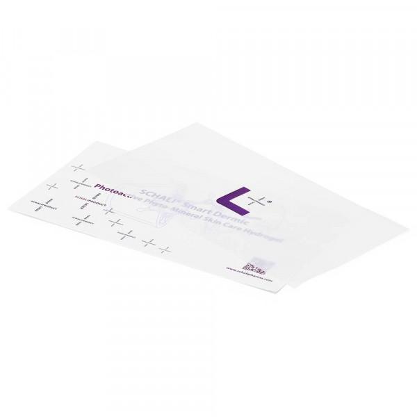 Photo instructions for Hydrogel SCHALI® Smart Dermic